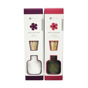 Aroma Reed Diffusers with Bamboo Water Lilly and Jasmine Flavours...