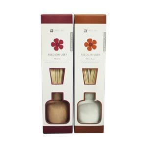 Aromatic Reed Diffusers with Hibiscus and White musk flavours