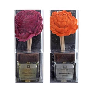 Aromatic Reed Diffusers with Cranberry and Orange flavours