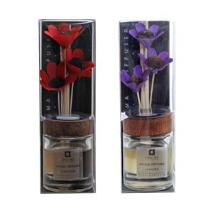 Aromatic Reed Diffusers with Tuberose and Lavender flavours