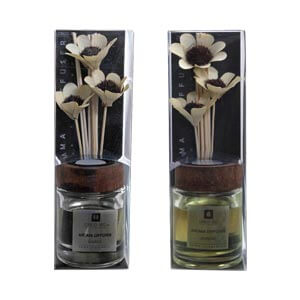 Aromatic Reed Diffusers with Jasmine and Bamboo flavours