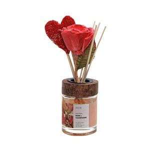 Aromatic Bottle Reed Diffuser with Rose and Champagne flavours