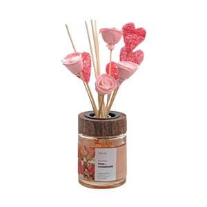 Aromatic Bottle Reed Diffuser with Reeds
