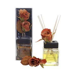 Evergreen Rose Flower Collection Diffuser Box with Cranberry Frag...