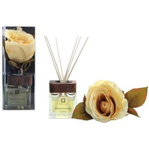 Evergreen Rose Flower Collection Diffuser Box with Jasmine Fragra...