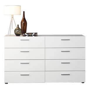 Contemporary Dresser with Sleek and Minimal Design Elements