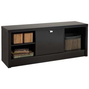 Contemporary Dresser made Low Profile and with Smart Storage Opti...