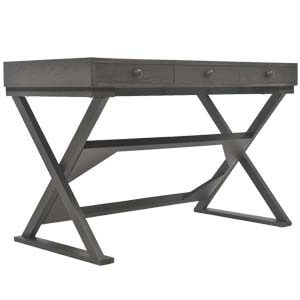 Transitional Writing Desk with Cross-legs