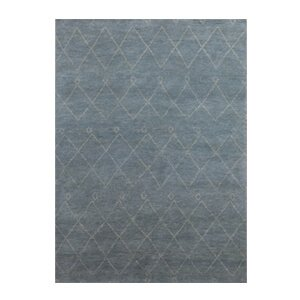 Jaipur Rugs Modern Hand Knotted Light Fo...