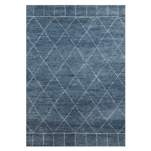 Jaipur Rugs Modern Hand Knotted Pastel B...