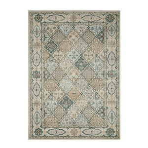 Jaipur Rugs Classic Hand Knotted Ivory a...