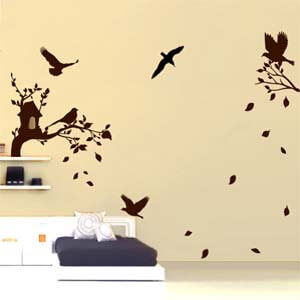 Nature Inspired Miracle Tree Wall Decal