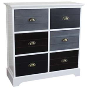Classic Cabinet with Molding Details