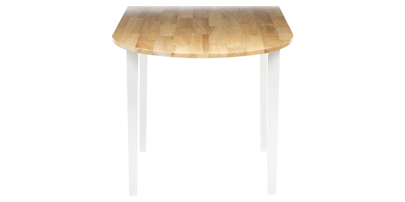 Sepia Wooden Folding Dining Table